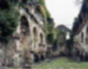 couvent Orezza ruines piedicroce corsica