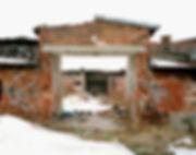 judenramp anciens entrepots pommes de terre auschwitz II birkenau brzezinka