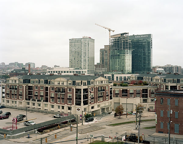 downtown baltimore federal hill USA