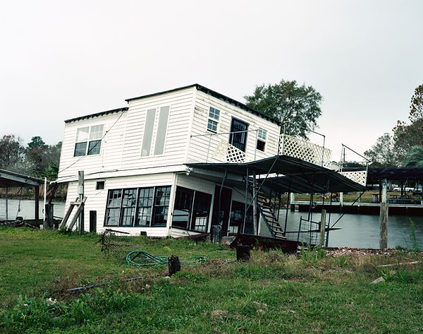 louisiane maison penchee montegut