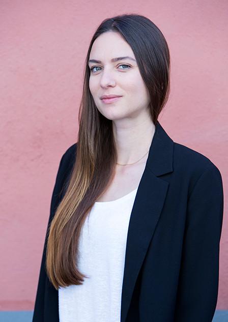 Alexandra, membre du programme Pépites 2019 qui œuvre pour le développement de l'entreprenariat étudiant