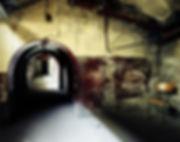 galerie souterraine centre berthelot siege gestapo 1943 lyon france