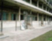 tuol sleng genocide museum batiment C phom penh cambodge