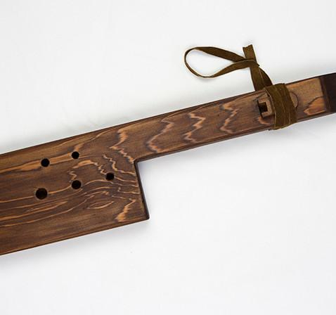 Prototype flûte
