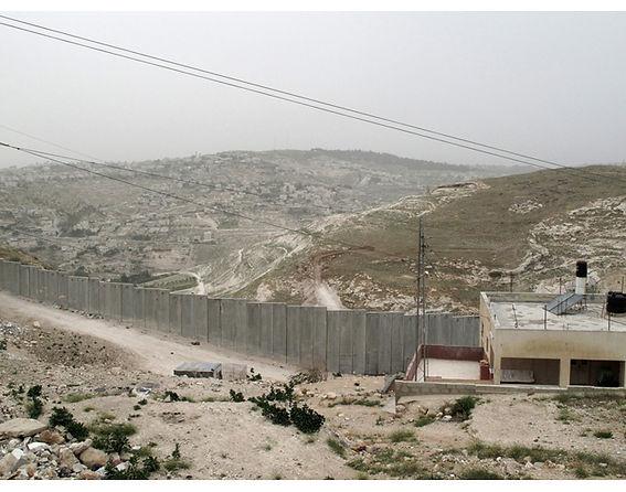face universite ramallah mur desert