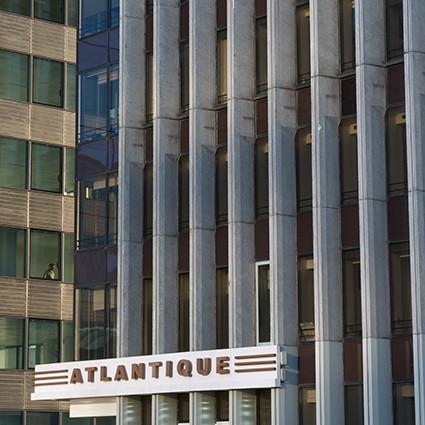 Quartier La Défense – Paris, France 2008