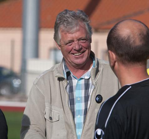 Johnny Rep, ancien footballeur professionnel
