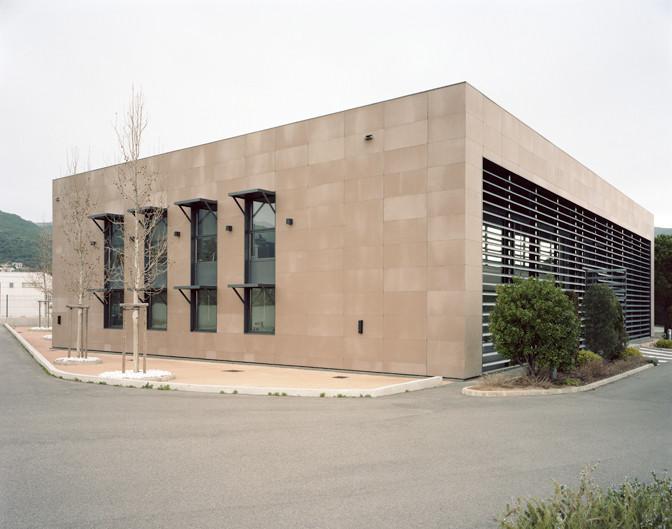 Agence Atel'erarchitecture – Étude comptable – Furiani, juin 2013