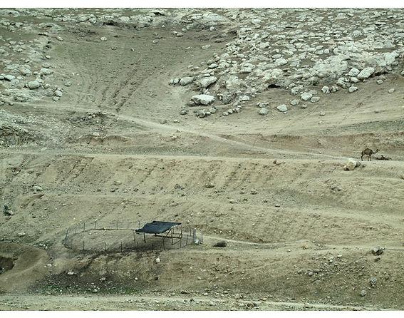 desert route direction bethleem palestine