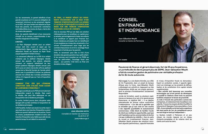 Magazine Campà Quì n°5, Bastia 2019
