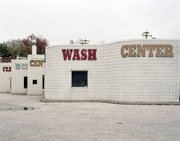 car wash abandonned sandtown baltimore USA