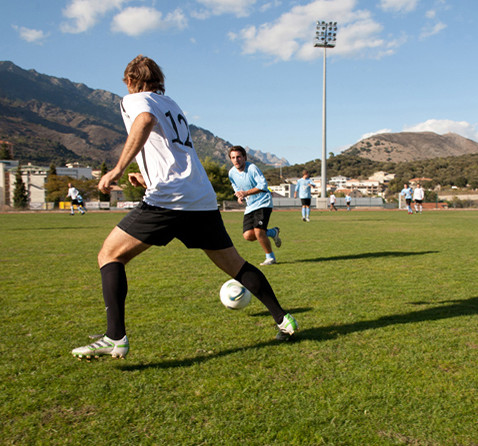 Tournoi de football Stade Santos Manfredi, équipes universitaires de 1985, 2005, 2012