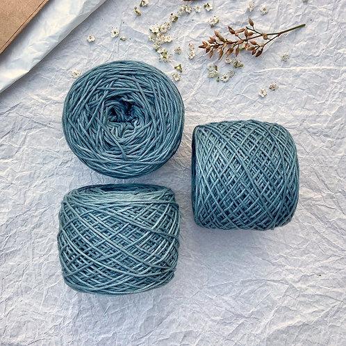 Algodón Sport Gris Azulado