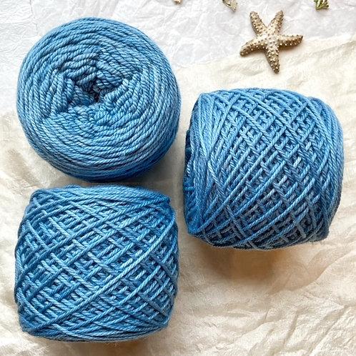 Merino Superwash W Azul Celeste