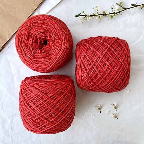 Algodón Sport Rojo