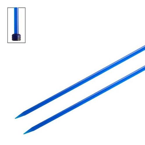 Palillos rectos 6.5mm Knit Pro Trendz