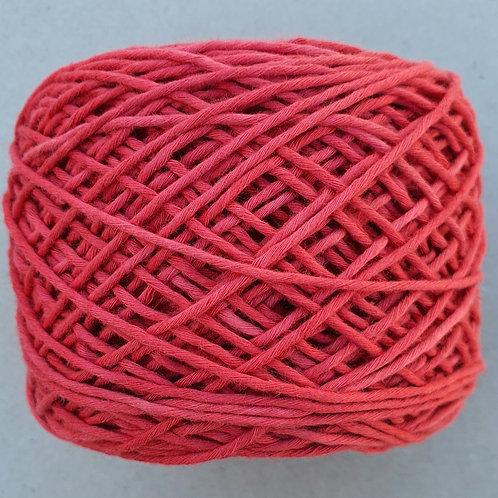 Algodón Grueso Rojo