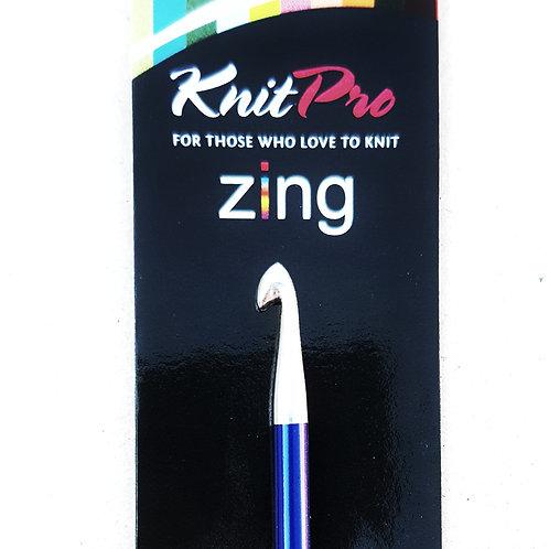 Crochet 4.5 mm Knit Pro Zing
