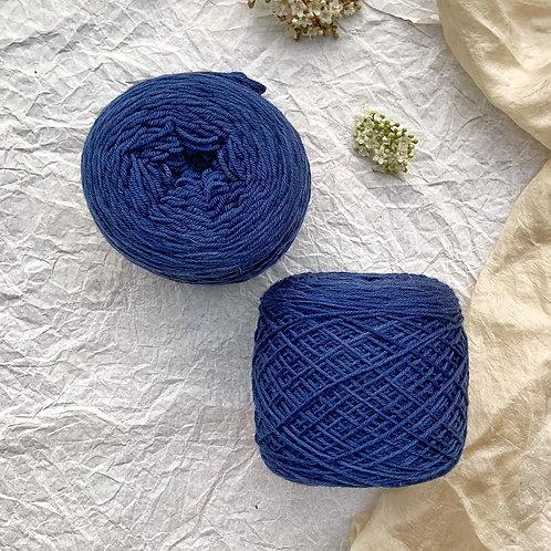 Mini Merino Sock Azul Marino