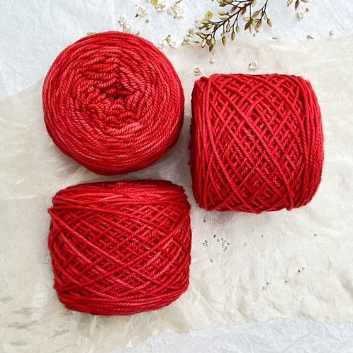 Merino Superwash W Rojo