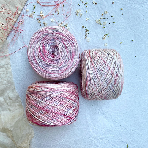 Merino Superwash Sweet Pink