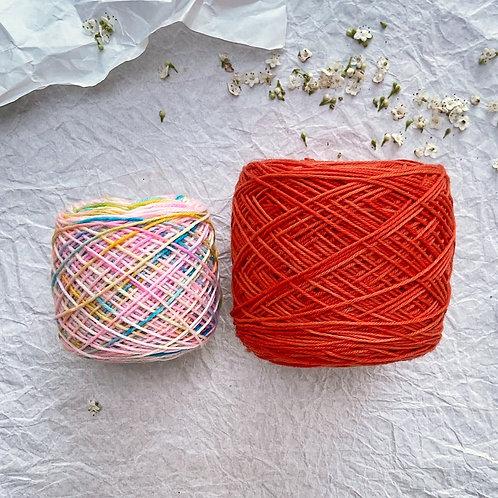 Sock Pack Terracota