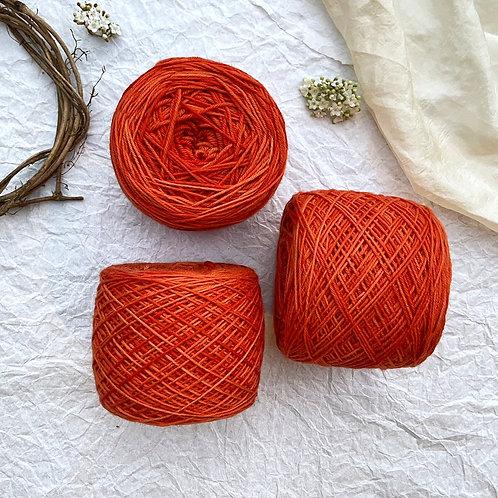 Merino Sock Terracota