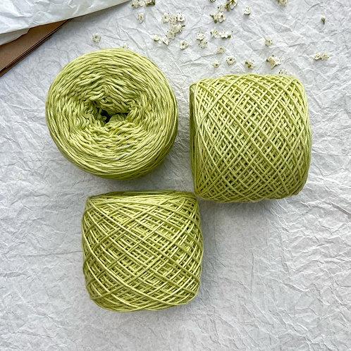 Algodón Sport Verde Limón