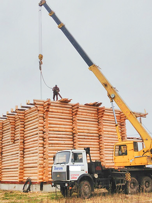 автокран 25 тонн Москва