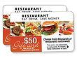 Restaurant Gift Card Fundraising, Easy Fundraising Ideas, No Cost Fundraisers, Free Fundraisers,