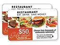 Restaurant Gift Card Fundraising