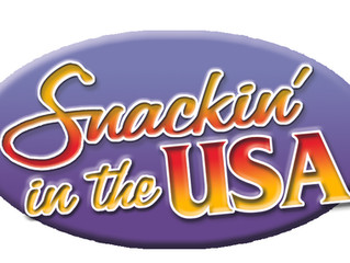 Snackin' in the USA Fundraiser