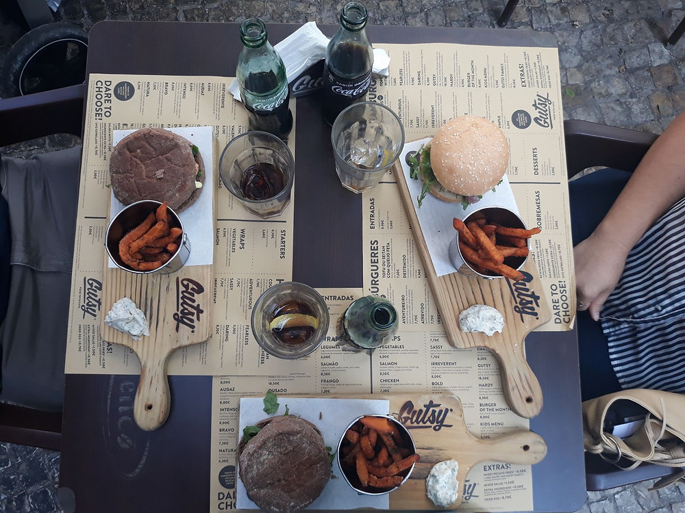 Gutsy - Where to eat in Carcavelos, Cascais