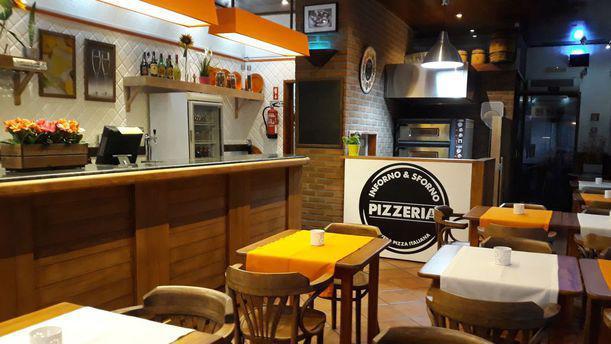 Inforno & Sforno Pizzeria Carcavelos  - where to eat in cascais