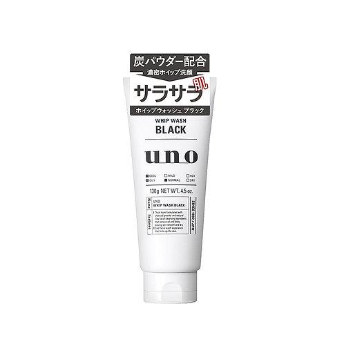 UNO whip wash black 130g