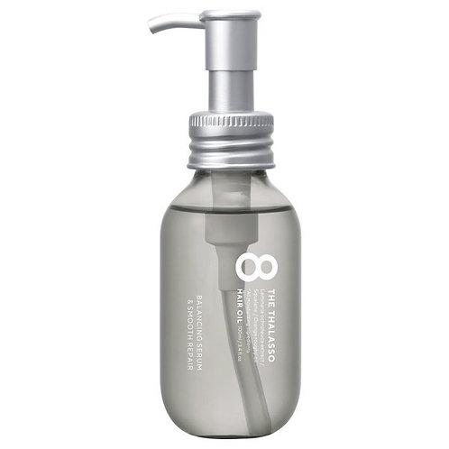 8 THE THALASSO Balancing Serum & Smooth Repair Hair Oil 100ml