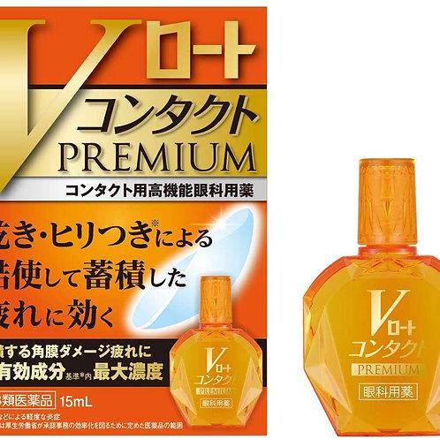 V Rohto Contact Premium 15 ml