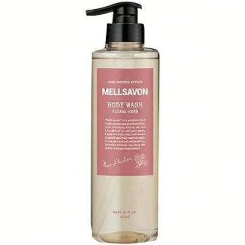 MELLSAVON Body Wash Floral Herb 460ml