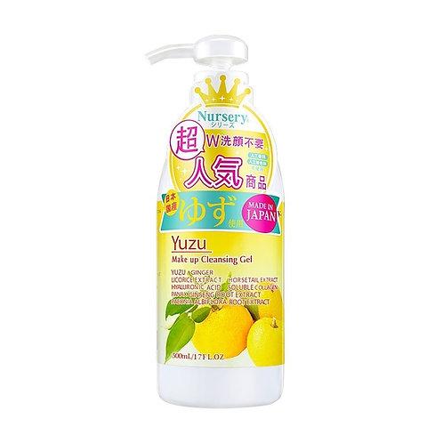 Nursery Makeup & UV Cleansing Gel - Yuzu 500ml