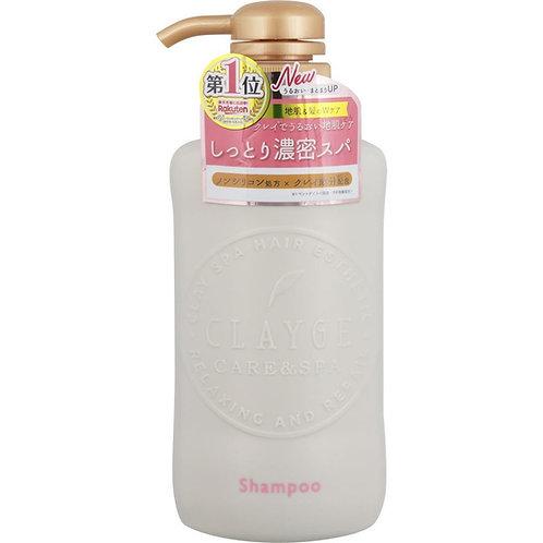 CLAYGE Healing SPA Shampoo Moist 500ml