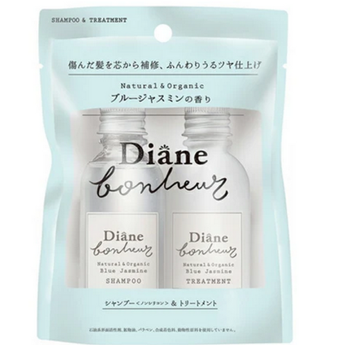 Diane Bonheur Blue Jasmine Damage Repair Travel Set