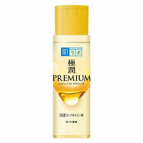 Rohto Hadalabo Gokujyun Premium hyaluronic acid Rich Moisture Lotion 170ml