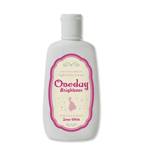 One Day Brightener Smooth and Bright Light Color Lotion 120ml