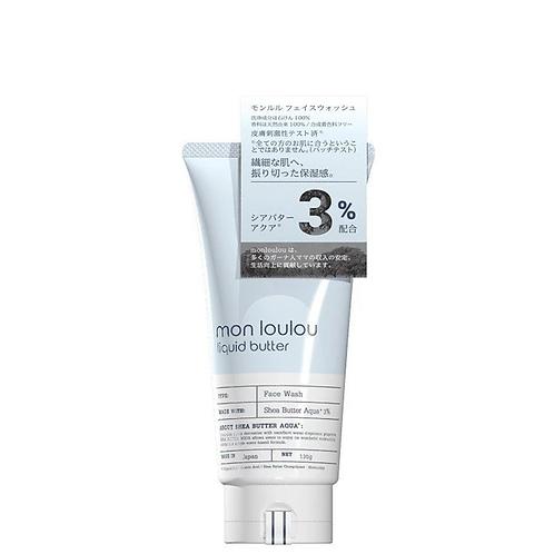 Mon Loulou 3% Liquid Butter Face Wash 130g
