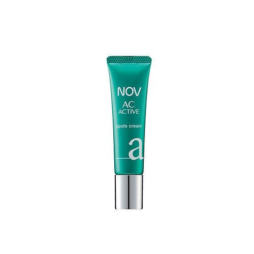 NOV AC Active Spots Cream 10g