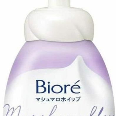Kao Biore Foaming Facial Wash Marshmallow Whip 150ml