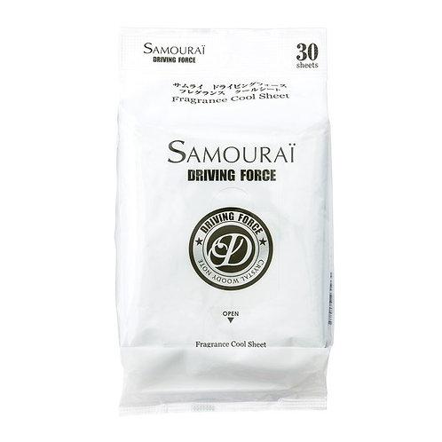 SAMOURAI Drivingforce Fragrance Cool Sheet