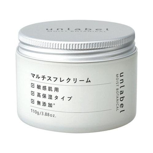 UNLABLE Moist Botanical Multi Souffle Cream 110g