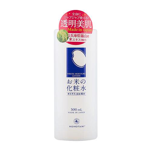 MEISHOKU White Moisture Rice Lotion 500ml