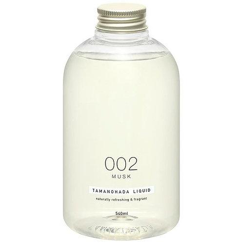 Tamanohada Liquid 002 Musk Body Wash 540ml